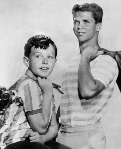 Jerry Mathers & Tony Dow