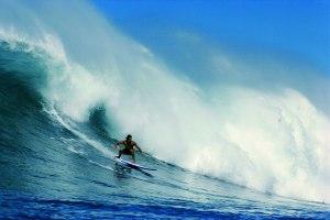 Shaun Tomson Surfing