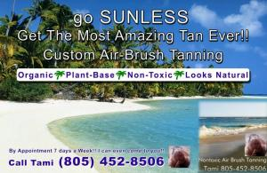 Air-Brush Tanning