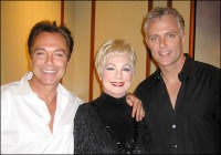 David Cassidy, Shirley Jones, Patrick Cassidy