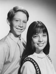 Angela Cartwright with Bill Mumy